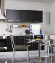 smoothy-meuble-de-cuisine-bas-40-cm-noir-1-porte-1-tiroir-profondeur-40-cm - Copie
